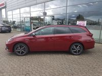 brugt Toyota Auris Touring Sports 1,8 B/EL Selected Bitone 136HK Stc Aut.