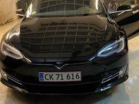 brugt Tesla Model S Performance, Dual Motor - P100DL