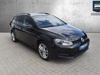 brugt VW Golf Variant 1,6 TDI BMT Comfortline DSG 105HK Stc 7g Aut. - Personbil - Sortmetal