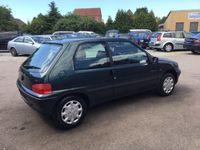 brugt Peugeot 106 1,4 Cashmere