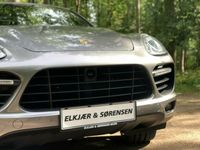 brugt Porsche Cayenne Turbo 4,8 Tiptr.