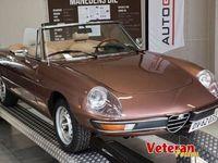 brugt Alfa Romeo 2000 Spider Veloce