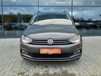 brugt VW Touran 2,0 TDi 150 Comfortline DSG 7prs