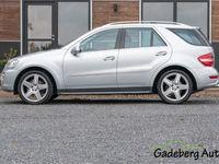 brugt Mercedes ML500 5,5 aut. 4-M