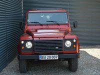 """brugt Land Rover Defender 110"""" 2,4 TD4 4x4 122HK 6g"""