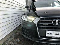 brugt Audi Q3 2,0 TDi 184 S-line quattro S-tr.