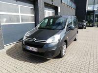 brugt Citroën Berlingo 1,6 Blue HDi Iconic start/stop 100HK