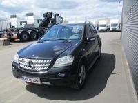usado Mercedes ML320 3,0 CDI 4-Matic 224HK 5d 7g Aut.