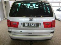 brugt Seat Alhambra 2,0 TDi Sport