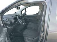 brugt Toyota Proace City 1.2 Benzin (110 hk) Medium/Enkelt skydedør Dobbelt bagdør u/ ruder COMFORT Smart Active Vision A+