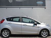 brugt Ford Fiesta 1,0 EcoBoost Titanium 100HK 5d 6g Aut.