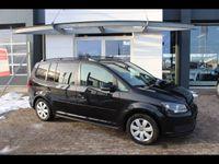 brugt VW Touran 2,0 TDi 140 Comfortline BMT 7prs 5d