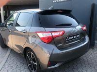 begagnad Toyota Yaris 1.5Hybrid e-CVT Flavour hybrid BRONZE