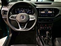 brugt VW T-Cross - 1,0 TSi 115 Style DSG