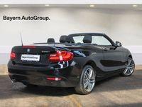 brugt BMW 220 i 2,0 Cabriolet
