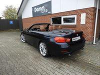 brugt BMW 440 3,0 4-serie i Steptronic M Sport 326HK Cabriolet aut