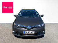 brugt Toyota Auris 1.8 | Style | Hybrid | Touring Sports | 136 hk