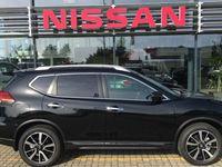 brugt Nissan X-Trail 7 pers. 1,7 DCi Tekna 4WD X-Tronic 150HK 5d 6g Aut.