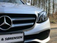 brugt Mercedes E200 Avantgarde aut.