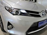 brugt Toyota Auris Hybrid H2 Premium CVT 1,8