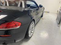 brugt BMW Z4 iS 3,0 340HK Cabr. 8g Aut.