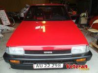 brugt Toyota Corolla EE80