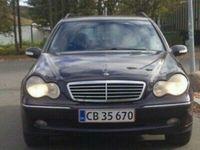 brugt Mercedes C270 CDI AUT.