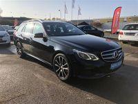 brugt Mercedes E220 2,1 Bluetec 9G-Tronic 170HK Stc 9g Aut.