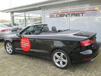 brugt Audi A3 Cabriolet 1,5 TFSi 150 Sport S-tr.