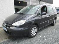 brugt Peugeot 807 2,0 HDI 110HK Van