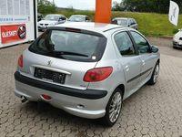 brugt Peugeot 206 1,6 XR