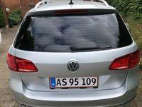used VW Passat 2,0 TDI aut. 140HK Stc
