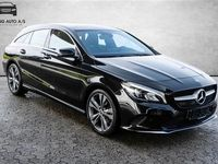 brugt Mercedes CLA200 Shooting Brake 1,6 7G-DCT 156HK Stc 7g Aut.