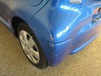 brugt Toyota Aygo 1,0 VSC 68HK 3d