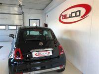 brugt Fiat 500 1,2 Black Friday Start & Stop 69HK 3d