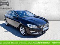 brugt Volvo V60 2,0 D4 Momentum 190HK Stc 8g Aut. - Personbil - Sortmetal