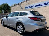 brugt Mazda 6 2,2 Sky-D 150 Core stc. aut.