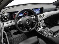 brugt Mercedes E220 2,0 AMG Line stc. aut. 4-M