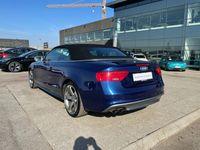 brugt Audi S5 Cabriolet 3,0 TFSI Quat S Tron 333HK 7g Aut.