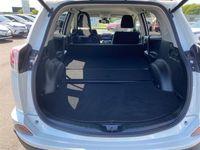 brugt Toyota RAV4 2,5 B/EL H3 Safety Sense 4x2 197HK Van 6g Aut.