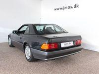 used Mercedes SL500 5,0 Cabriolet aut.