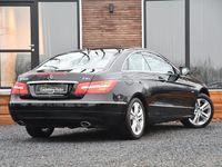 brugt Mercedes E350 0 CDi Avantgarde Coupé aut. BE