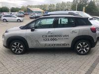 brugt Citroën C3 Aircross VAN 1,6 Blue HDi Iconic start/stop 100HK 5d