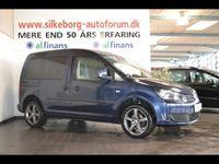 brugt VW Caddy 1.6 TDI BMT Kombi Trendline 5g