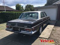 second-hand Mercedes 300 W109SEL 4,5 V8
