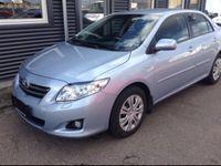 brugt Toyota Corolla 1.6 VVT-i Luna 5g 4d