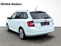 brugt Skoda Fabia 1,2 TSi 110 Style Combi DSG
