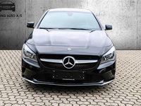 brugt Mercedes CLA200 Shooting Brake 1,6 156HK Stc 6g - Personbil - Sortmetal
