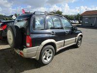 brugt Suzuki Grand Vitara 2,0 TD Van
