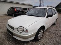 brugt Toyota Corolla 2,0 diesel